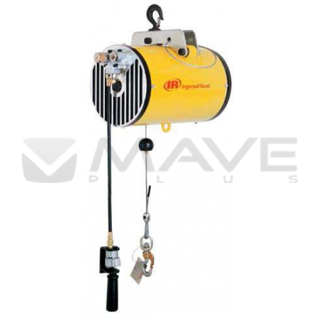 Pneumatic balancer pulley with EAW100040S