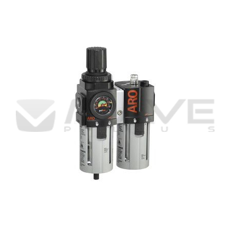 Filter/regulator + rubricator Ingersoll-Rand C383E1-600